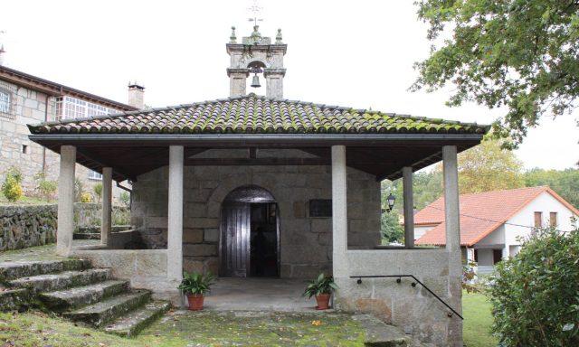 Capela da Asunción de Calvelle