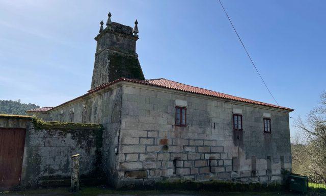 Casa Rectoral de Covas