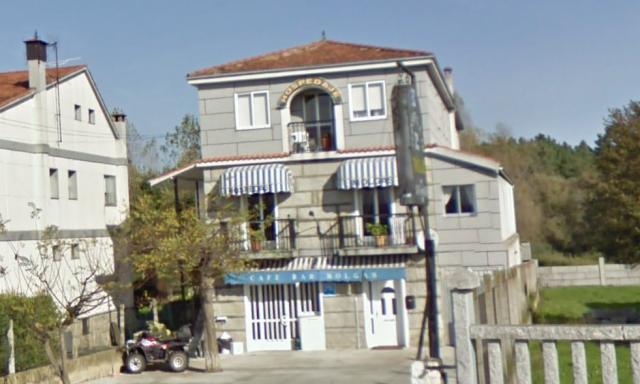 Pensión Molgas – Café Fernando